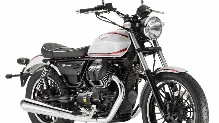 EICMA 2015: Moto Guzzi V9, cattiva o classica?