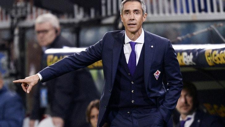 Serie A Sousa: «La Fiorentina sta maturando»