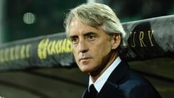 Mancini: «Inter, l'esempio è Messi»