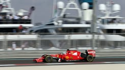 F1 Abu Dhabi, trionfa Rosberg. Raikkonen terzo. Vettel 4° in rimonta!