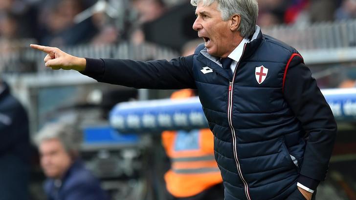 Serie A Gasperini: «Genoa, complichi le cose»
