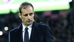 Juventus,Allegri: «Un ottimo novembre. Bravi i ragazzi»