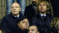 Marotta: «Napoli-Inter? Meglio un pari». E la Juve sa solo vincere