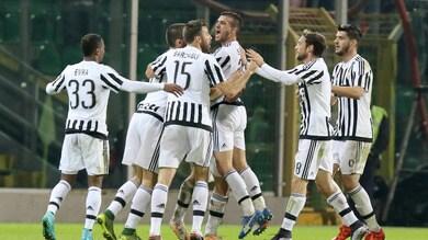 Pagelle Juventus: Pogba di classe, Barzagli un muro, Sturaro ringhia