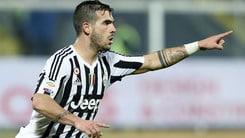Juventus, Sturaro cresce: un po' Gattuso, un po' Gerrard