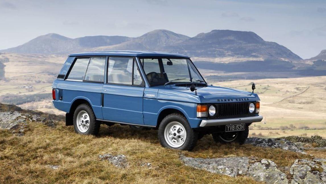 Auguri Range Rover, nel '70 il primo SUV