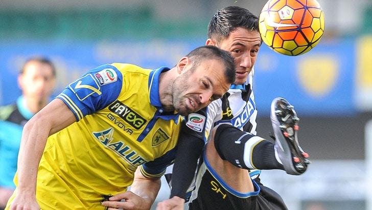 Serie A Chievo, per l'attacco Paloschi e Meggiorini