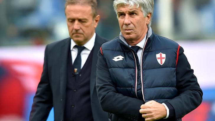 Serie A, Gasperini: «Inter forte. Genoa, devi crederci»