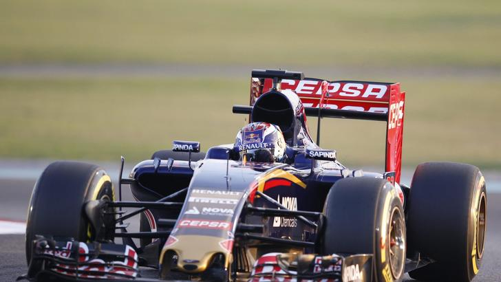 Toro Rosso: a Barcellona una livrea non ufficiale