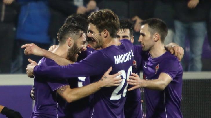 Serie A: tris per Fiorentina e Atalanta, successi esterni di Chievo e Empoli