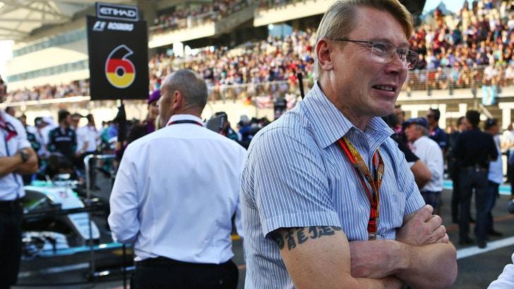 F1, Hakkinen su Bottas: