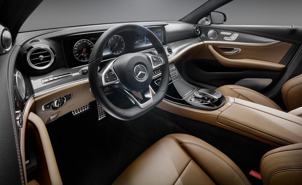 Mercedes Classe E 2016 Gli Interni In Anteprima Tuttosport