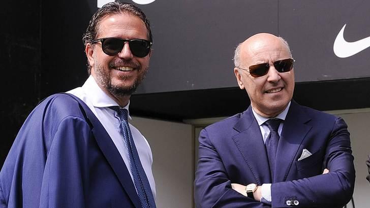 Juventus, Marotta e Paratici deferiti per irregolarità nei trasferimenti