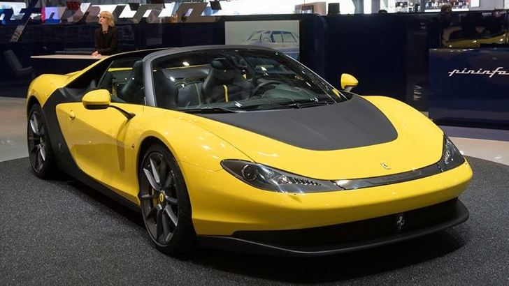 """Pininfarina farà """"l'indiana"""": Mahindra pronta a comprarla"""