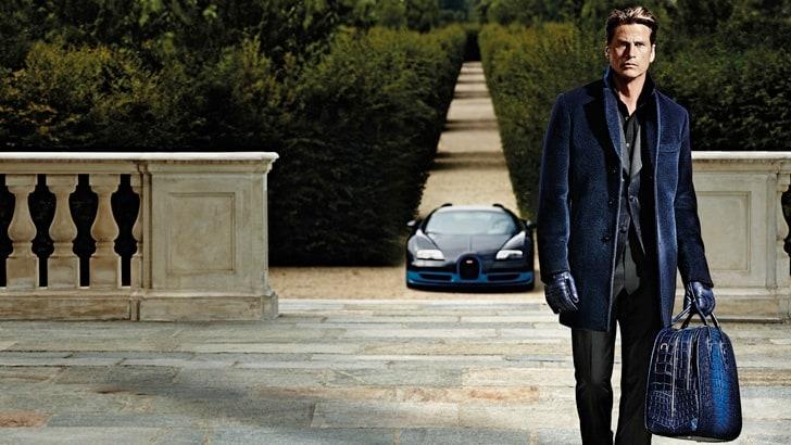 Mark Vanderloo nuovo volto di Ettore Bugatti Lifestyle