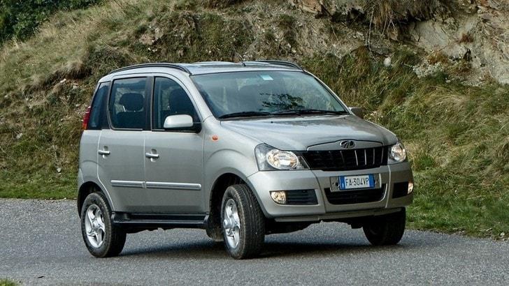 Nuova Mahindra Quanto, la prova del SUV low cost