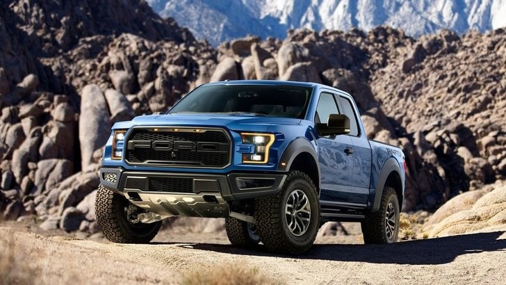 Ford, offensiva 4x4: nel 2016 punta a +200%