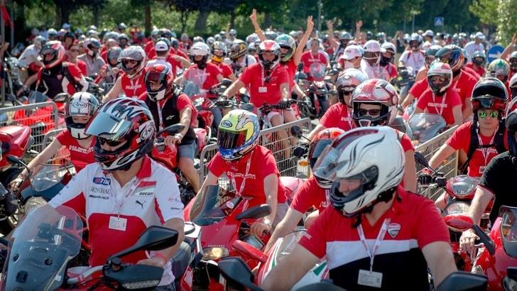 """Ducati, passione WDW: la """"Rossa"""" in festa per i 90 anni"""