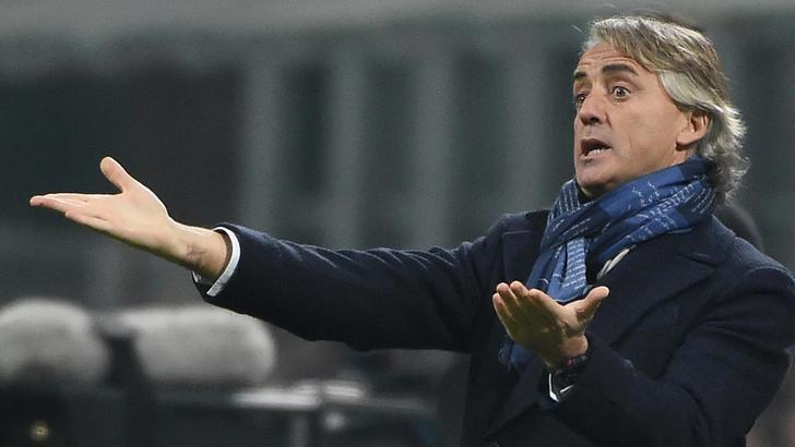 Inter, Mancini vola basso: «Ci sono squadre più attrezzate»