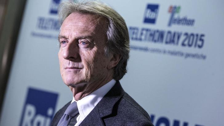 Montezemolo: non tornerei alla Juve,non tornero' alla Ferrari