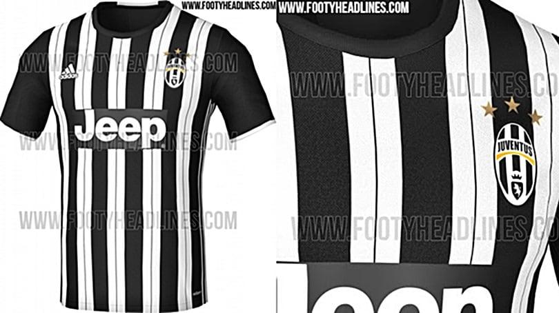 Maglia Home Juventus modello
