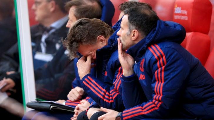 Premier League Manchester United, Van Gaal: «Potrei andar via»