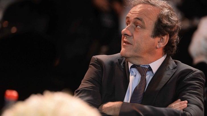 """Mediapart: """"Platini fermato per corruzione"""""""