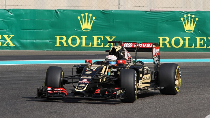 F1: la Lotus va a Renault per una sterlina