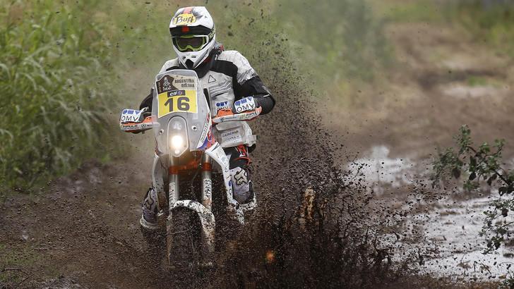 Dakar, moto: arrivano le montagne, Price pronto al bis