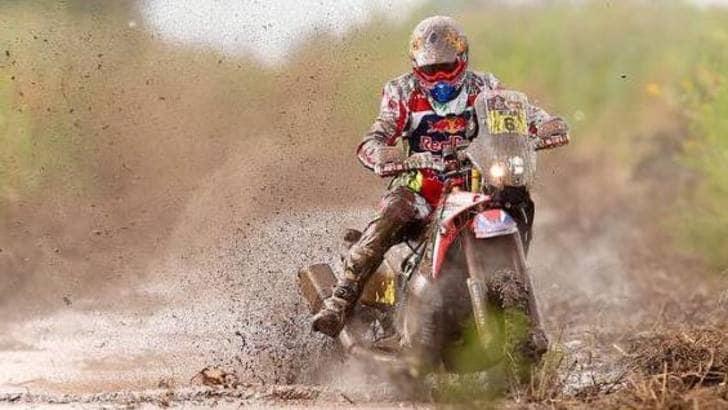 Dakar moto, 3° tappa: Barreda e Honda si riscattano