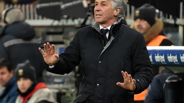 Serie A Genoa, Gasperini: «Adesso obiettivo salvezza»