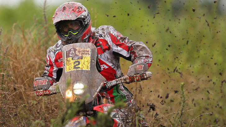 Dakar moto, 4° tappa: Barreda vince e poi retrocede