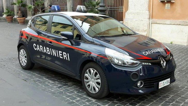 "Renault Clio si trasforma in ""gazzella"" per i Carabinieri"