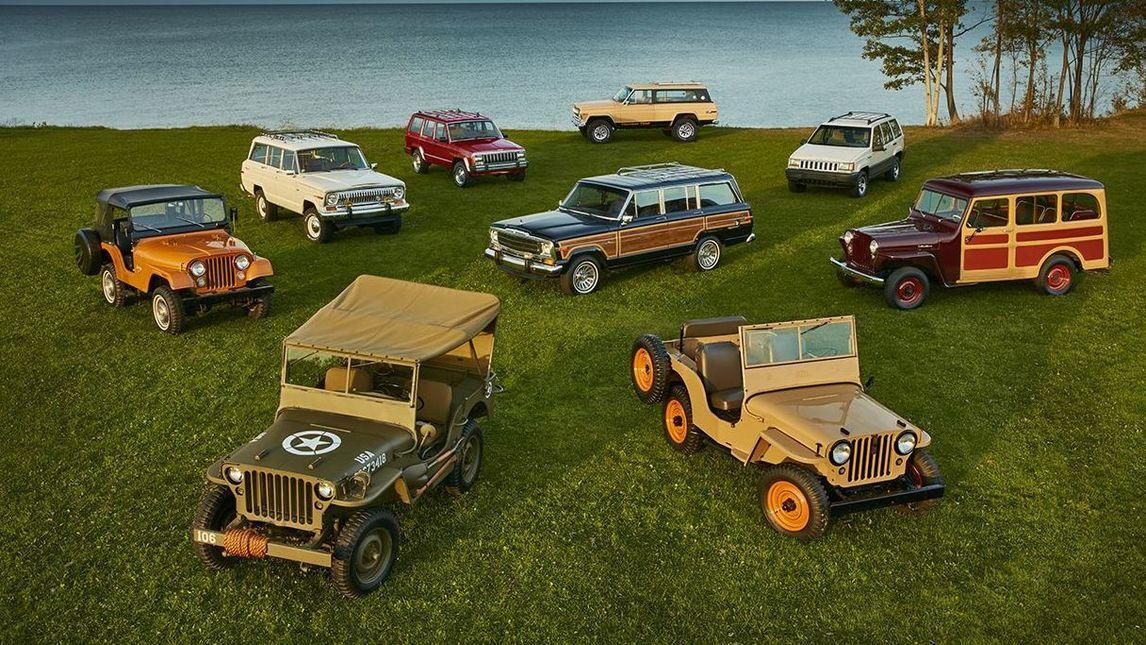 Motori, tutti pazzi per la Jeep: vendite record nel 2015