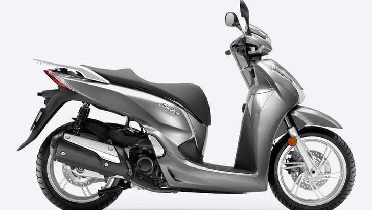 Top Ten: gli scooter più venduti del 2015