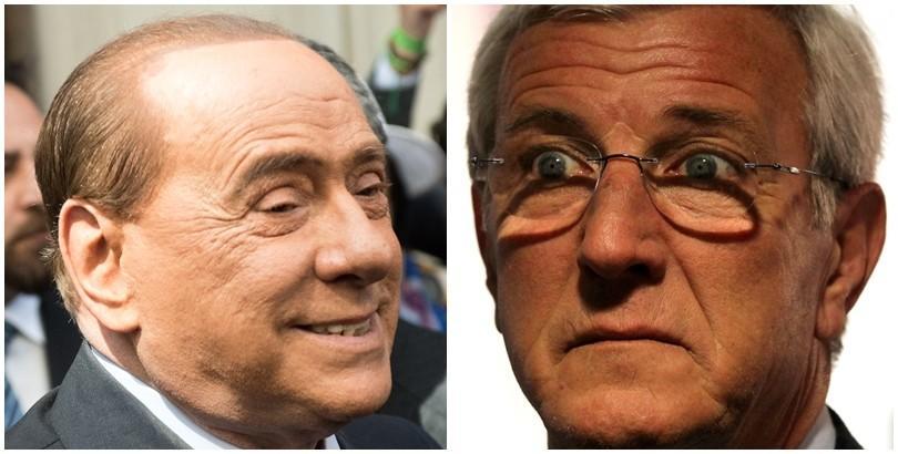 Calciomercato, intrigo Milan: Berlusconi vede Lippi?