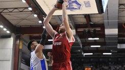 Basket Eurolega, impresa Bamberg al Pireo