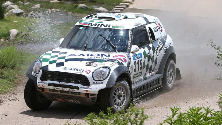 "Dakar 2016: la ""prima"" di Hirvonen, Peterhansel resta leader"