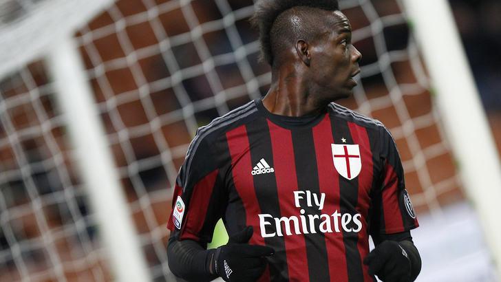 Serie A Milan, Balotelli torna in campo: Conte lascia San Siro
