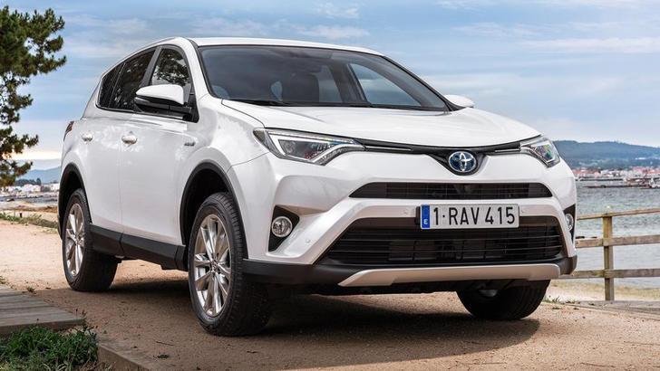 Toyota Rav4 Hybrid: tecnologia al potere