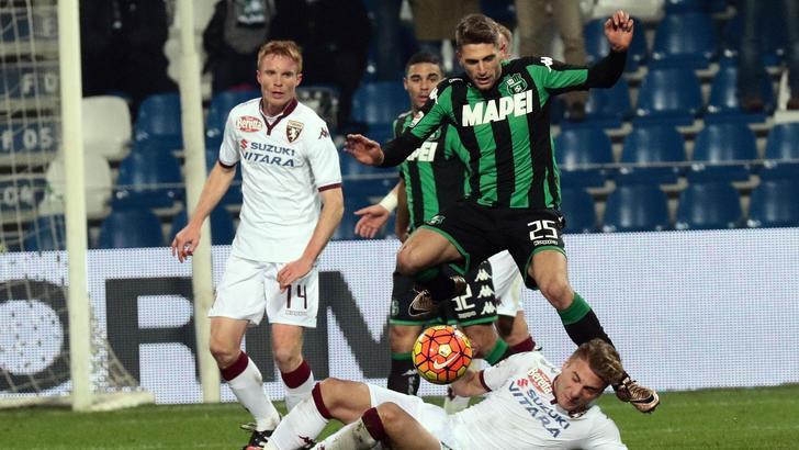 Diretta Serie A, Sassuolo-Torino: 1-1