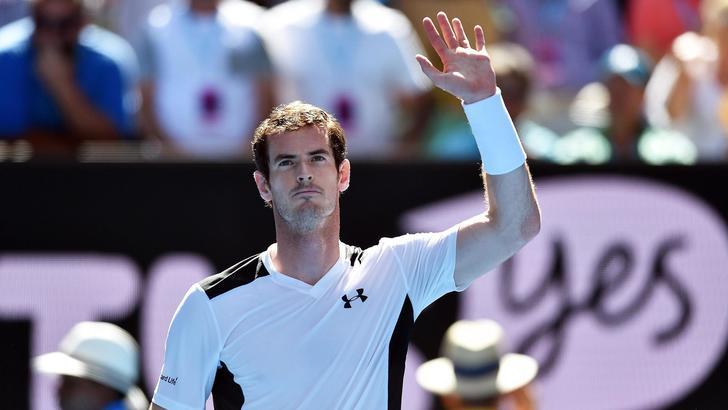 Tennis, Australian Open: anche Murray al terzo turno
