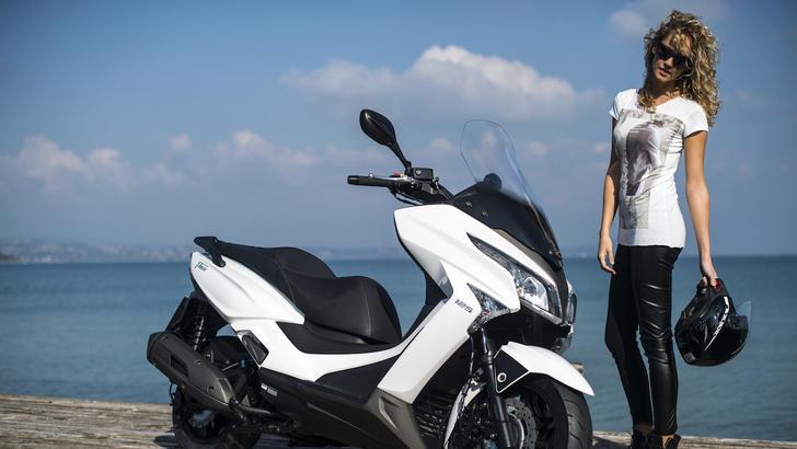Motor Bike Expo: Kymco, arriva l'X-Town 300
