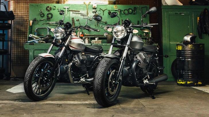 """Motor Bike Expo Moto Guzzi le """"special"""" sono ufficiali"""