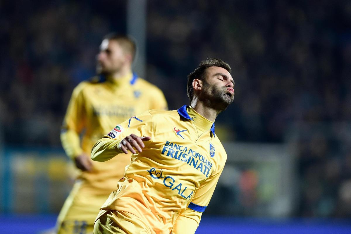 Frosinone-Atalanta 0-0, solo pari al Matusa