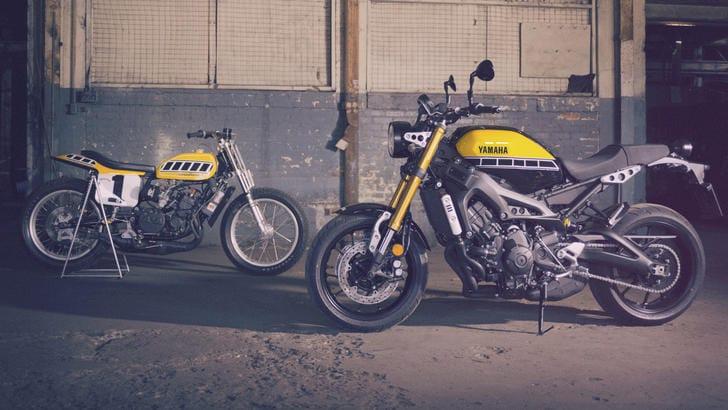 Motor Bike Expo: Yamaha, sportive d'annata