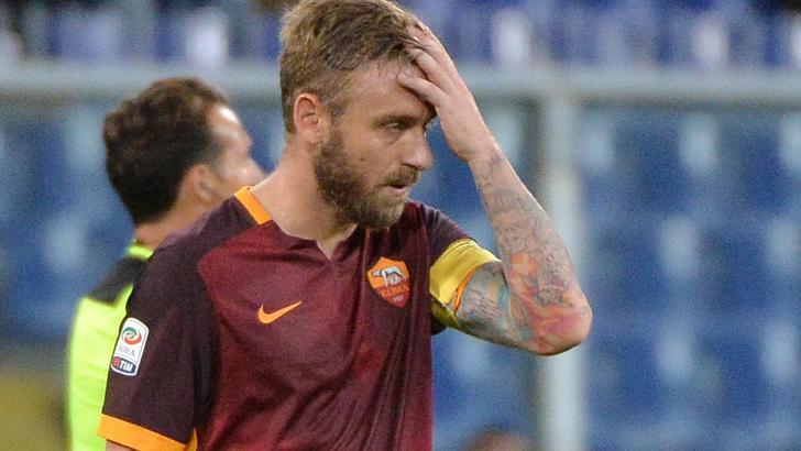 Serie A, il Giudice sportivo non si occupa del caso De Rossi