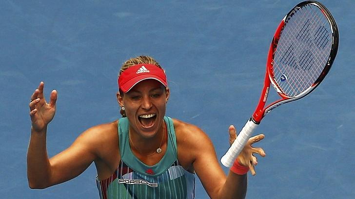 Tennis: Australian Open, semifinale donne tra Kerber e Konta