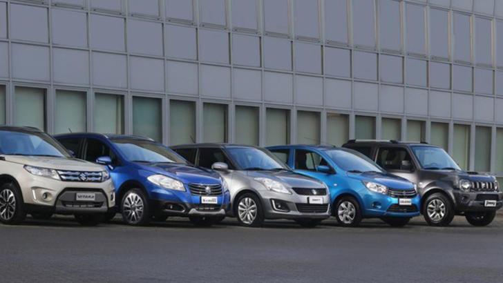 Suzuki: l'automatico su tutta la gamma