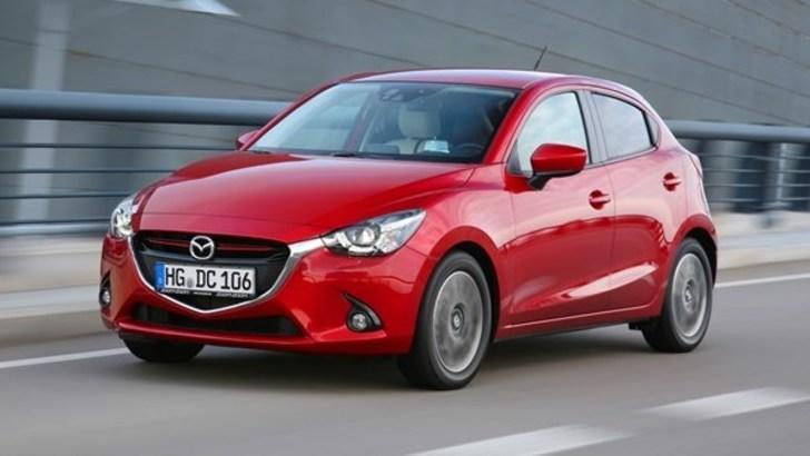 Mazda2: adesso c'è anche il diesel da 105 cv